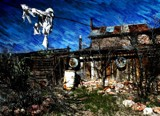 Ghost Town Homestead by snapshooter87, photography->manipulation gallery