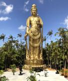 Kannon Bodhisattva by jeenie11, photography->gardens gallery