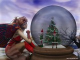 the globe by sharsimagination, Holidays->Christmas gallery