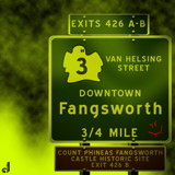 AU Road Signs - Exit 426 by Jhihmoac, illustrations->digital gallery