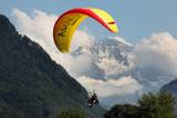 Jungfrau paragliding by Paul_Gerritsen, Photography->Transportation gallery