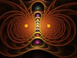 Dizzy Yet? by DaletonaDave, Abstract->Fractal gallery