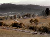 North Georgia hills by FrameRaid, Photography->Landscape gallery