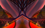 Nu and Lambda by casechaser, abstract->fractal gallery