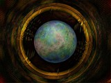 Old Telescope-New Venus by anawhisp, abstract gallery