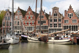 Hoorn Harbour (Holland) by Paul_Gerritsen, Photography->Architecture gallery