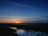 Tranquility at Fern Ridge by Zyrogerg, photography->sunset/rise gallery