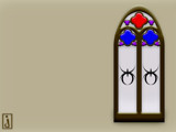 Simple Gothic Window by Jhihmoac, Caedes gallery