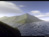 Lost Island by fog76, Computer->Landscape gallery