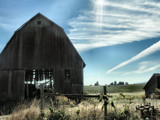 See Thru Barn by verenabloo, Photography->Architecture gallery