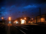 Train Station by Fergus, Photography->Transportation gallery