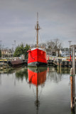 Big Red by Jimbobedsel, photography->boats gallery