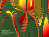 Blazing with Haiku by verenabloo, Photography->Manipulation gallery