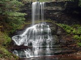Cascades Waterfall by Chronicgaming, Photography->Waterfalls gallery