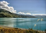 Lazy Sunday Afternoon at Lake Hawea by LynEve, photography->landscape gallery
