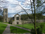 Fountains Abbey #3 by salhag71, Photography->Places of worship gallery