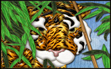 Year of the Tiger by tealeaves, Illustrations->Digital gallery