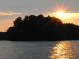 Lake Gaston by ccmerino, Photography->Sunset/Rise gallery