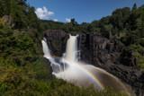 High Falls - Pigeon River by Mitsubishiman, photography->waterfalls gallery