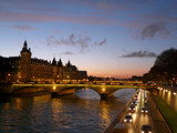 Parisian Skyline, November by jayrod36, Photography->City gallery