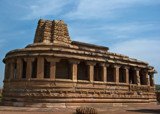 Aihole - Temple 1 by jpk40, Photography->Architecture gallery