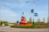 Dutch Local Traffic Roundabout by corngrowth, photography->general gallery