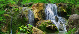 Waterfall Pano by billyoneshot, Photography->Waterfalls gallery