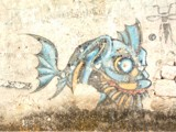 very old fish by renchi, Illustrations->Traditional gallery