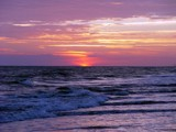 Oak Island Sunset by ecco, Photography->Sunset/Rise gallery
