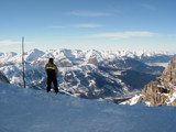 I p..s on your piste!! by freonwarrior, Photography->People gallery