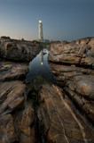 Seal Point from the Rocks by dmk, photography->lighthouses gallery