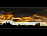 Sunset Panorama by LynEve, Photography->Sunset/Rise gallery
