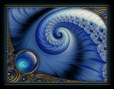 My Blue Soul by nmsmith, abstract->fractal gallery