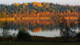 Fuzzy fall morning by SEFA, photography->shorelines gallery