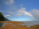 napali rainbow by jeenie11, Photography->Shorelines gallery