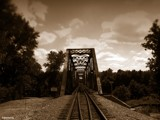 Sepia RXR by jojomercury, Photography->Bridges gallery