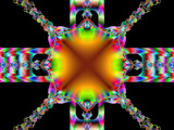 Crazy Cross by pakalou94, Abstract->Fractal gallery