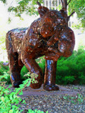 Lioness With Cub by kidder, Photography->Sculpture gallery