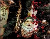 Jazzy Santa by trixxie17, holidays->christmas gallery