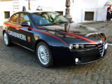 Carabinieri Car by Ed1958, Photography->Cars gallery