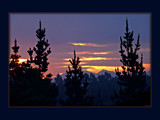 Heavenly shades of night are falling . . . . . . . by LynEve, Photography->Sunset/Rise gallery