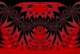 Manipulation Red by LynEve, abstract gallery
