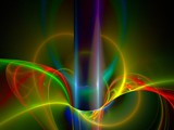 Dimensional Flux by jswgpb, Abstract->Fractal gallery
