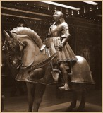 Tower of London / White Tower -  Armour Display by diaz3508, Photography->General gallery