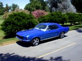 MUSTANG - Old Blue by hanfordsteve, Photography->Cars gallery