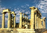 Temple of Athena by WTFlack, photography->castles/ruins gallery