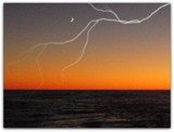 Lightening at sea by ccmerino, photography->skies gallery
