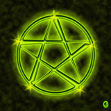 Wiccan Green by Jhihmoac, illustrations->digital gallery