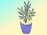 We Love Plants by bfrank, illustrations gallery
