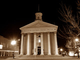 Davidson County Courthouse - Just before sunrise by haymoose, Photography->Architecture gallery